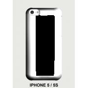 Design it Σκληρή Θήκη για iPhone 5/5s