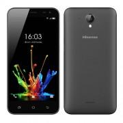"Hisense L675 4G LTE (Dual SIM) 5"" Android 6 1280*720 IPS Quad-Core 1 GHz 1GB RAM 8GB - Μαύρο"