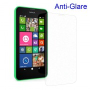Anti-glare Screen Protector Cover Film for Nokia Lumia 630 635
