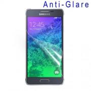 Αντιθαμβωτική Μεμβράνη Προστασίας Οθόνης για Samsung Galaxy Alpha G850F G850A - Ματ