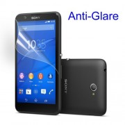 Matte Anti-glare Screen Protector for Sony Xperia E4