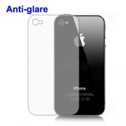 Anti-Glare Matte Screen Protector for iPhone 4 4S - Back