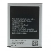 For Samsung Galaxy S3 I9300 I9128 I9308 I9082 Rechargeable Li-ion Battery 2100mAh 3.8V EB-L1G6LLU