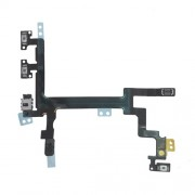 Power Button Volume and Silent Switch Keypad Flex Cable for iPhone 5