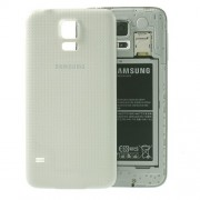 OEM Back Cover Housing Replacement for Samsung Galaxy S5 G900 - White