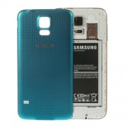 OEM Battery Door Cover Replacement for Samsung Galaxy S5 G900 - Blue