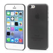 Λεπτή Σκληρή Θήκη 0.3mm για iPhone 5C - Μαύρο