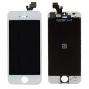 Οθόνη LCD και Digitizer Οθόνη Μηχανισμού Αφής για iPhone 5 - Λευκό