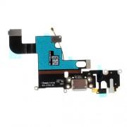 Καλωδιοταίνια Θύρας Φόρτισης και Ακουστικών για iPhone 6 - Ανοιχτό Γκρι
