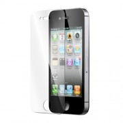 Premium Tempered Glass Screen Protector for iPhone 4 4S - Transparent