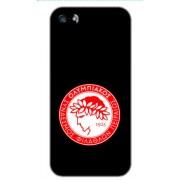 Σκληρή Θήκη για iPhone 5/5s - Ολυμπιακός 5