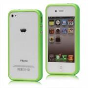 Θήκη Bumper TPU για iPhone 4 4S - Πράσινο