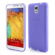 Θήκη Σιλικόνης TPU για  Samsung Galaxy Note 3 III N9005 N9002 - Μωβ