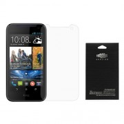 Transparent Clear Screen Protection Film for HTC Desire 310 (with Black Package)