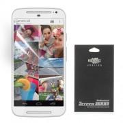 Διάφανη Μεμβράνη Προστασίας Οθόνης για Motorola Moto G2 XT1063 / Dual SIM (σε συσκευασία)