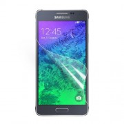 Διάφανη Μεμβράνη Προστασίας Οθόνης για Samsung Galaxy Alpha G850F G850A