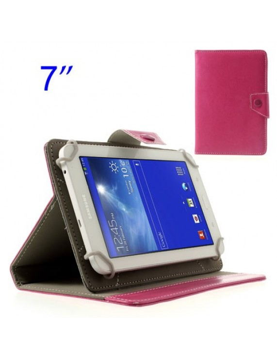 Universal Tablets Cases : Rose Crazy Horse Stand Leather ...