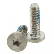 2pCS 5-Point Star Pentalobe Bottom Dock Connector Screws for iPhone 4 4S