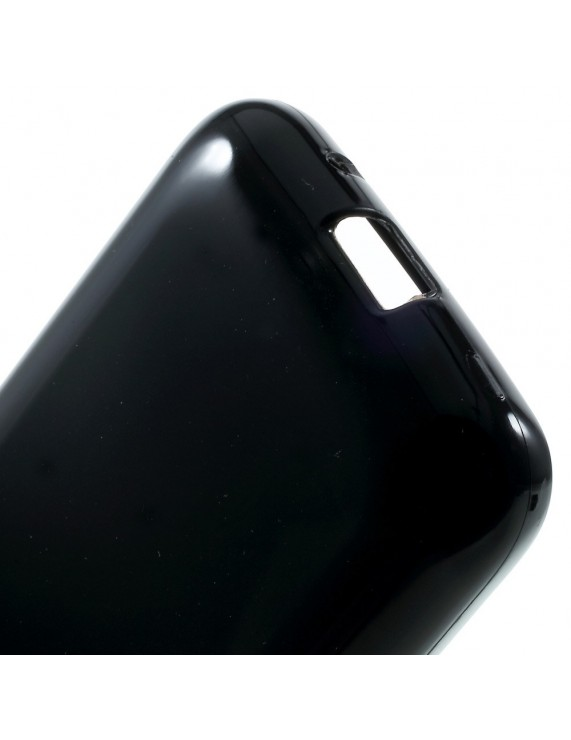 6ebb8c0e37c Solid Color Glossy TPU Case for Samsung Galaxy Ace NXT SM-G313H / Ace 4 LTE  SM-G313F - Black (50000219) by stoucky.gr