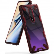 Ringke Fusion-X OnePlus 7 Pro Ruby Red