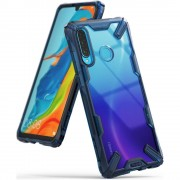 Ringke Fusion-X Huawei P30 Lite Space Blue
