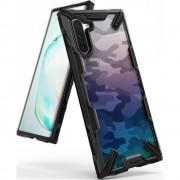 Ringke Fusion-X Samsung Galaxy Note 10 Camo (Moro) Black