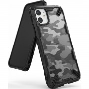 Ringke Fusion-X iPhone 11 Camo Black